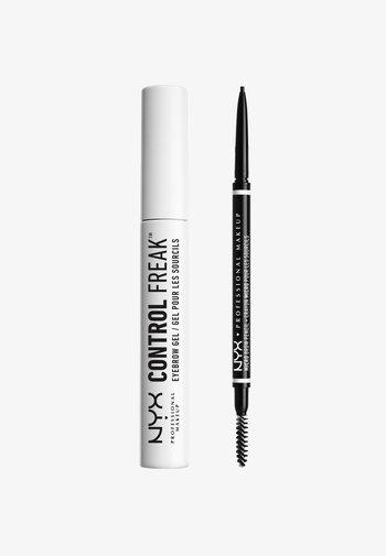 MICRO BROW ESSENTIALS – MIRCRO BROW PENCIL - Makeup set - black