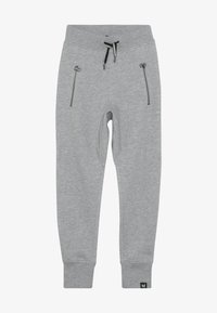 Molo - ASHTON - Pantaloni sportivi - grey melange - 3