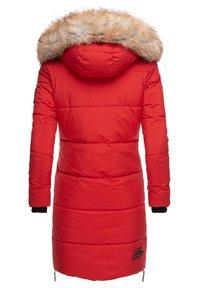 Navahoo - HALINA - Winter coat - red - 2