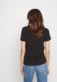 ONLY Tall - ONYRANDI LIFE  - T-Shirt print - black - 2