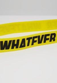 YOURTURN - Belt - yellow - 5