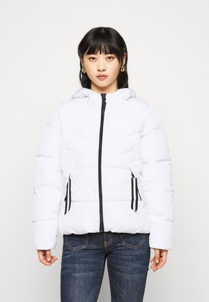 ONLMONICA PLAIN JACKET  - Lett jakke - bright white