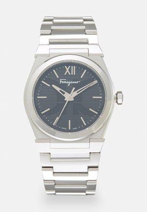 VEGA - Montre - silver-coloured/ black