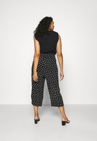 Simply Be - WAFFLE SPOT - Trousers - spot - 2