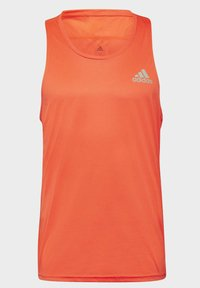 adidas Performance - OWN THE RUN SINGLET - Sports shirt - red - 7