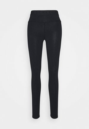 LEGGINGS - Tights - black