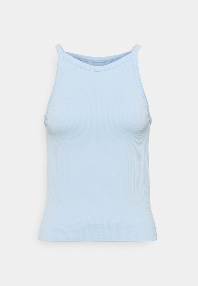 NU-IN - HALTERNECK TANK - Top - blue