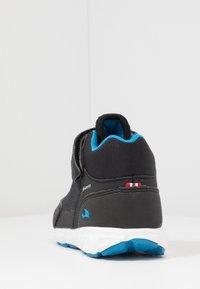 Viking - SPECTRUM MID GTX - Zapatillas de senderismo - black/blue - 4