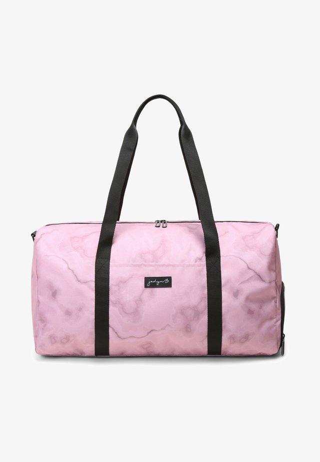 JADYN  - Viikonloppukassi - marble pink