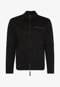 Only & Sons - ONSRAY  - Denim jacket - black denim - 5