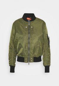 W-SWING JACKET - Bomber Jacket - military green