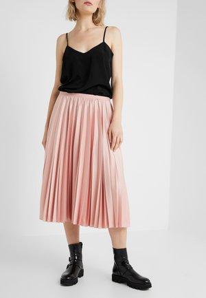JULIA PLEATED SKIRT - Áčková sukně - blush flower
