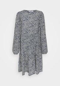 ONLY - ONLZILLE SHORT DRESS - Vestito di maglina - night sky - 4