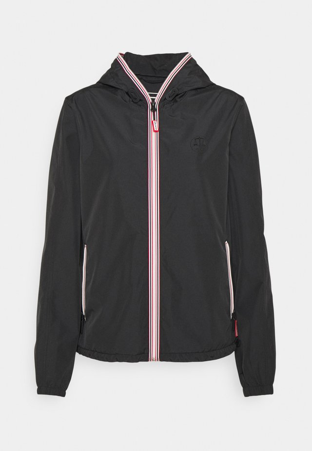 WOMENS SHELL JACKET - Summer jacket - black