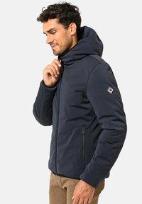 Hot Buttered - HOT BUTTERED HURRYCANE - Outdoor jacket - navy - 2