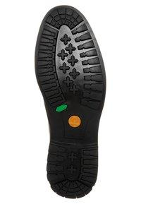 Timberland - STORMBUCKS PT OXFORD - Casual lace-ups - black smooth - 5