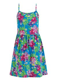 DeFacto - SUMMER - Jersey dress - turquoise - 1