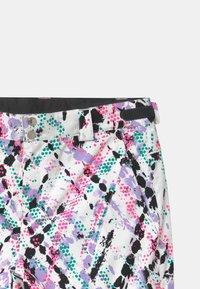 Spyder - OLYMPIA UNISEX - Pantalon de ski - multi-coloured - 2