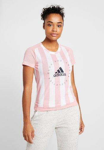 TEE - Camiseta estampada - pink