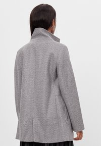 Bershka - Short coat - light grey - 2
