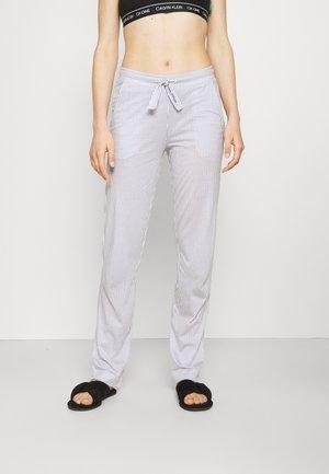 PANTS - Pyjama bottoms - jeansblau