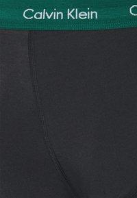 Calvin Klein Underwear - TRUNK 3 PACK - Culotte - black - 6
