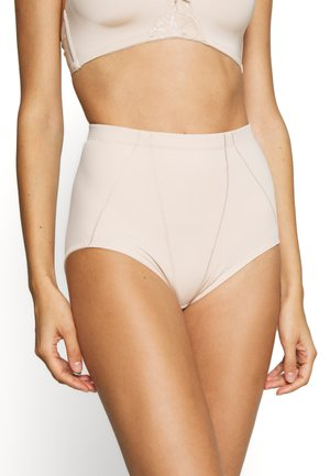 JANET - Stahovací prádlo - nude