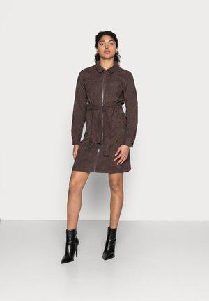 LUMA DRESS - Shirt dress - shopping bag