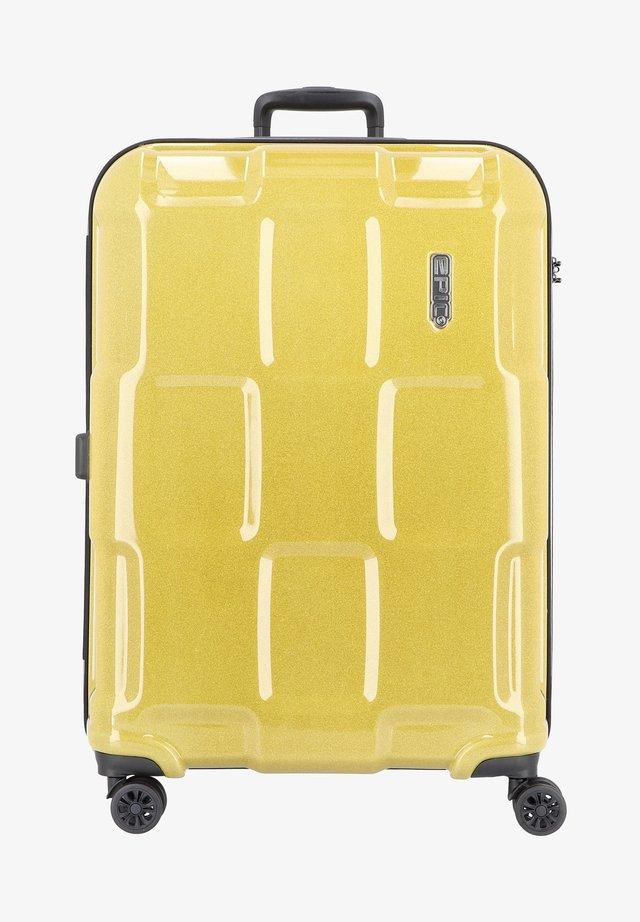 CRATE REFLEX - Trolley - golden glimmer