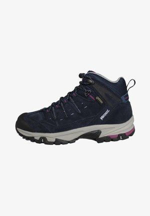 Hiking shoes - blau/malve