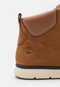 Timberland - KILLINGTON CHUKKA - Lace-up ankle boots - rust - 5