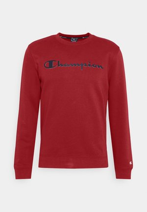 LEGACY CREWNECK - Sweatshirt - dark red