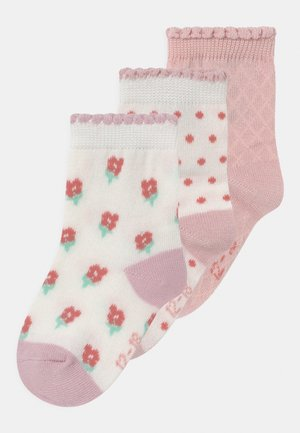 GIRL 3 PACK - Socks - multi-coloured
