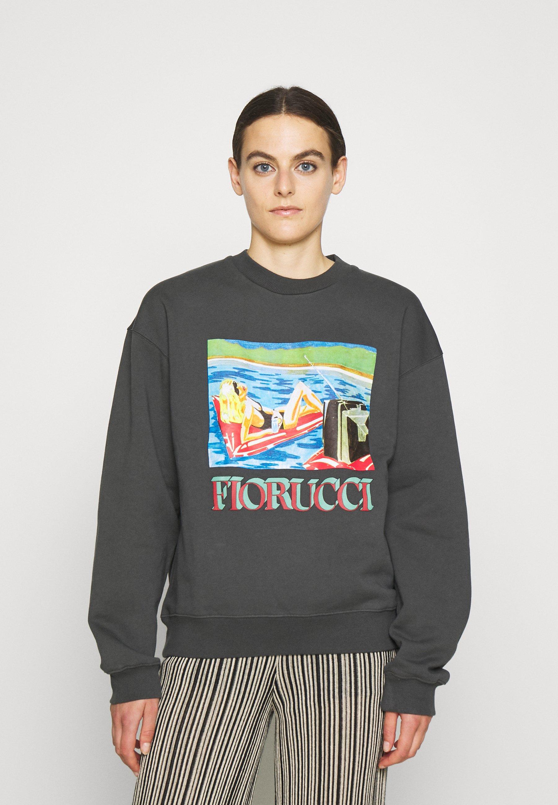 Women POOL PRINT - Sweatshirt