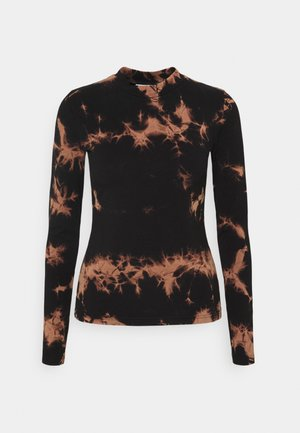 MEJA LONG SLEEVE - Long sleeved top - black