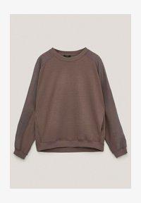Massimo Dutti - Sweatshirt - brown - 3