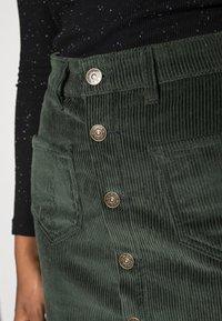 ONLY - ONLAMAZING LIFE SKIRT - A-line skirt - green gables - 4