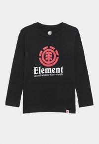 Element - VERTICAL BOY - Longsleeve - black - 0