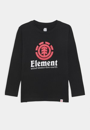 VERTICAL BOY - Longsleeve - black