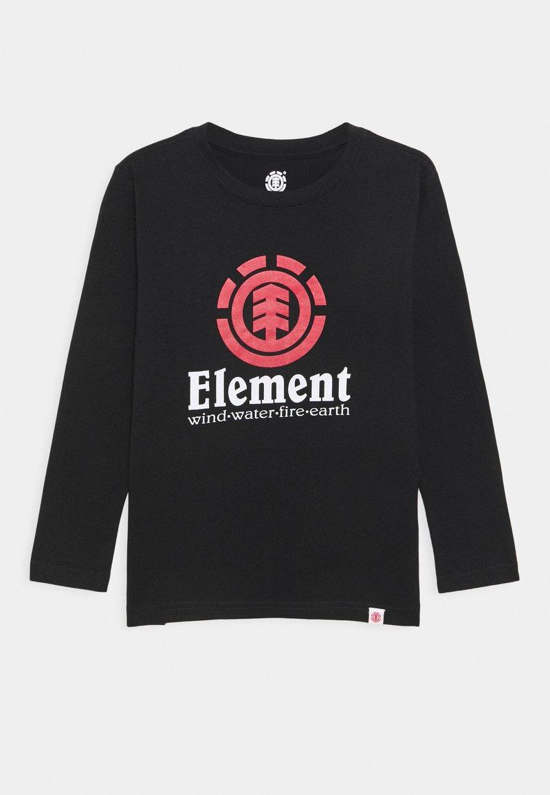 Element - VERTICAL BOY - Longsleeve - black