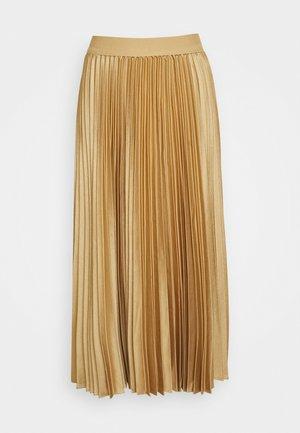 SALWA SKIRT - A-line skirt - rattan