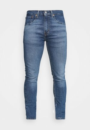 519™ EXT SKINNY HI BALLB - Jeans Skinny - goth semi pro adv