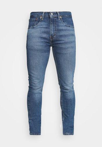 519™ EXT SKINNY HI BALLB - Jeans Skinny Fit - goth semi pro adv
