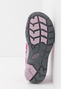 Keen - SEACAMP II CNX - Vandringssandaler - very berry/dawn pink - 5