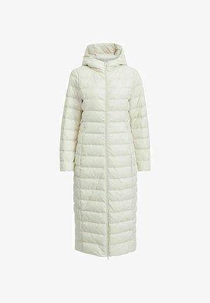 Płaszcz puchowy - birch