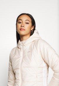 adidas Originals - SLIM JACKET - Light jacket - linen - 4