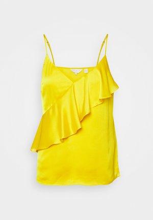 LULIA - Débardeur - mid yellow