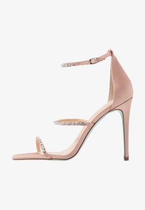 ELISA - High heeled sandals - nude