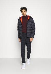 Blend - OUTERWEAR - Light jacket - dark navy - 1
