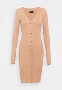 Even&Odd - Pouzdrové šaty - rose - 4